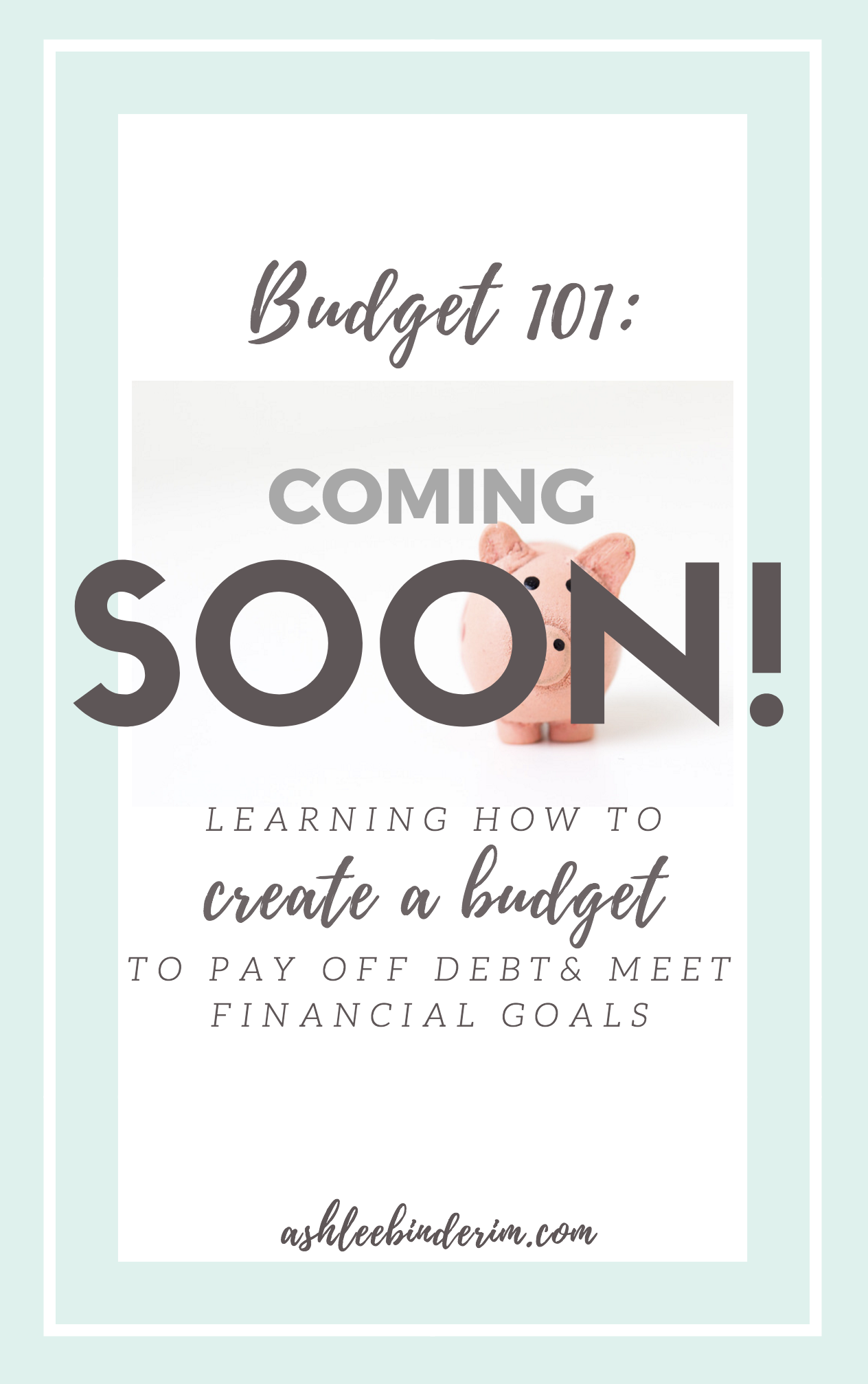 Budgeting 101: Learn how to budget to pay off debt ASAP