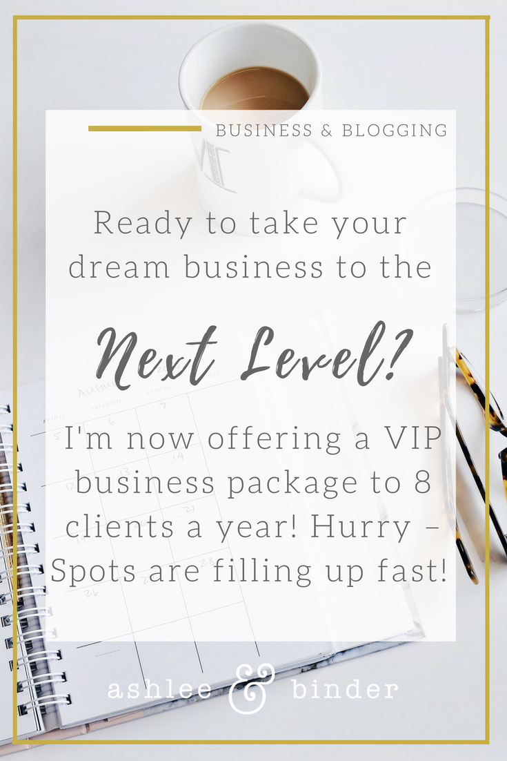 Ready to take your dream business to the next level?.