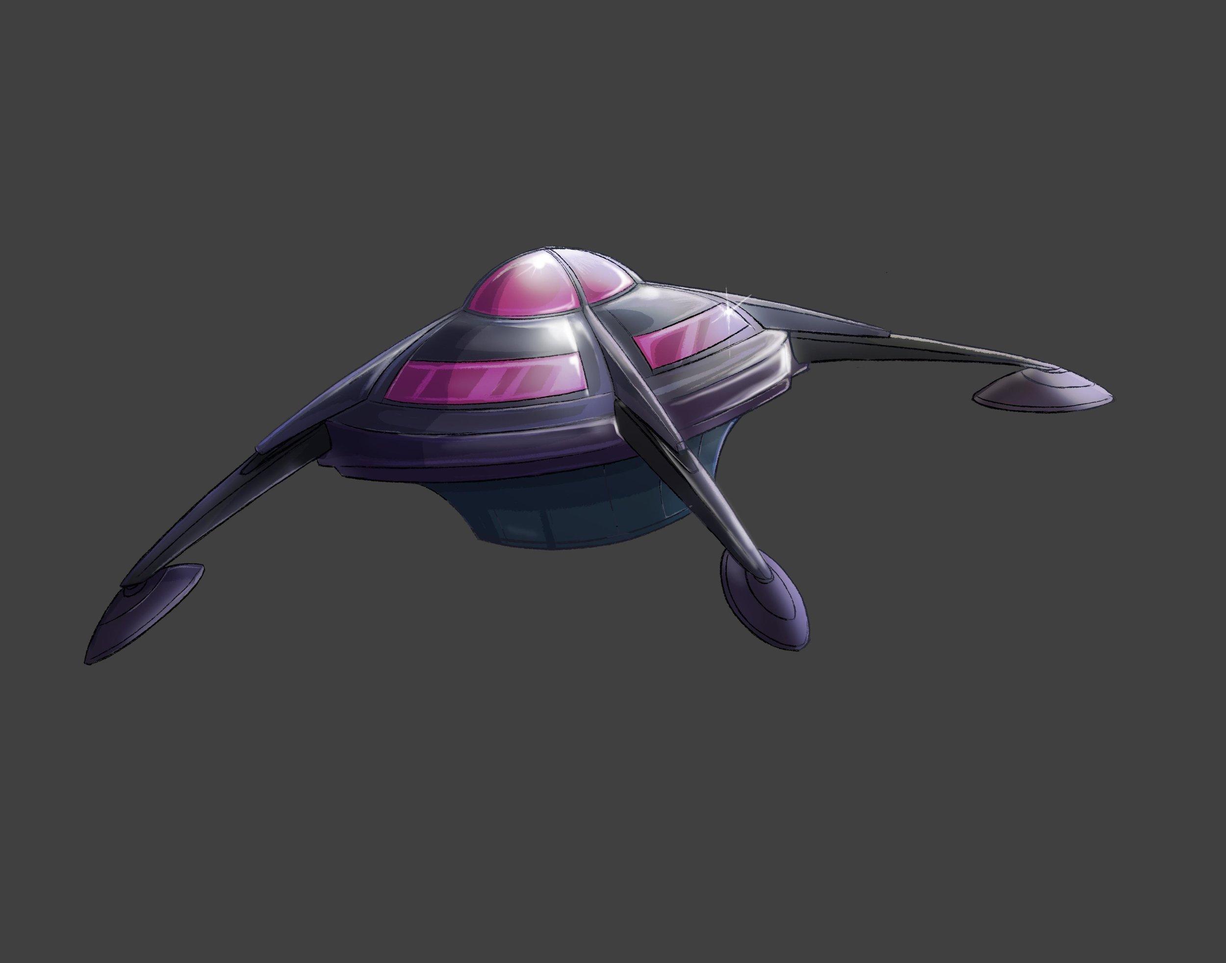 Terraformer Concept