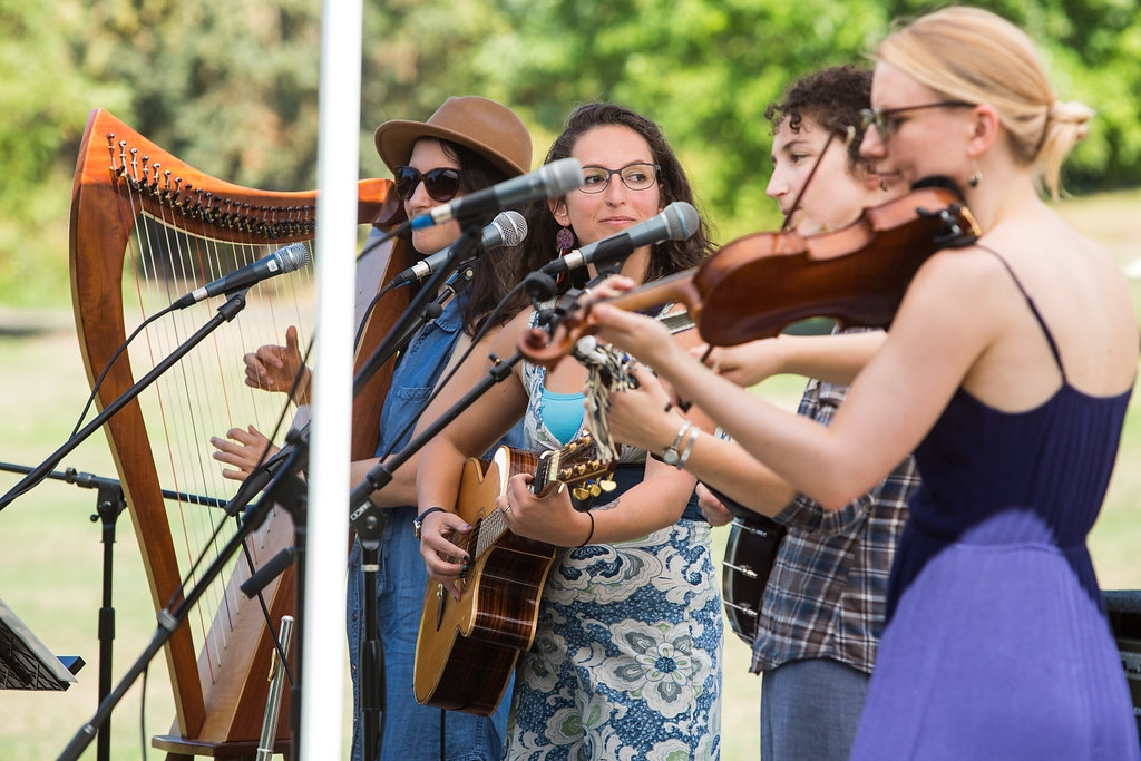 """Music Events - Gentle Creatures Performing at the Nurture Realty 2018 Client Appreciation PicnicPhoto by Jeremy Running Photography""""Music can change the world because it can change people."""" ― Bono"""