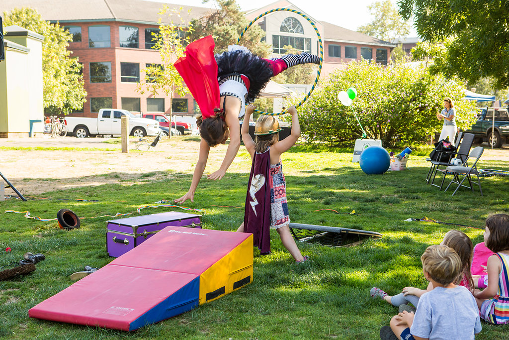 Family Events - Earth Fairy Entertainment at the Nurture Realty 2018 Client Appreciation PicnicPhoto by Jeremy Running Photography