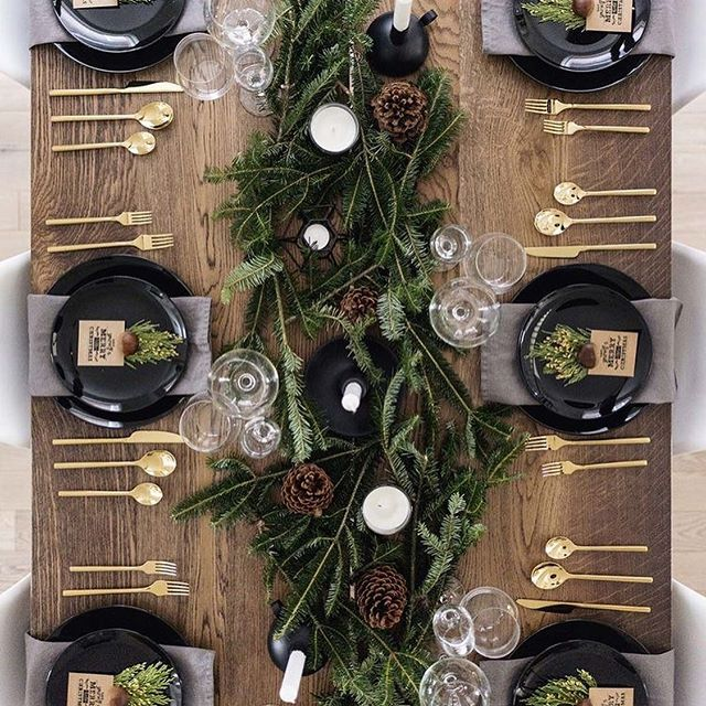 Yes, it's only September, but holiday party planning is underway! Loving some of these inspiration photos courtesy of Pinterest 😍 . @youreventbyerin  @coastcatering @crown_rentals