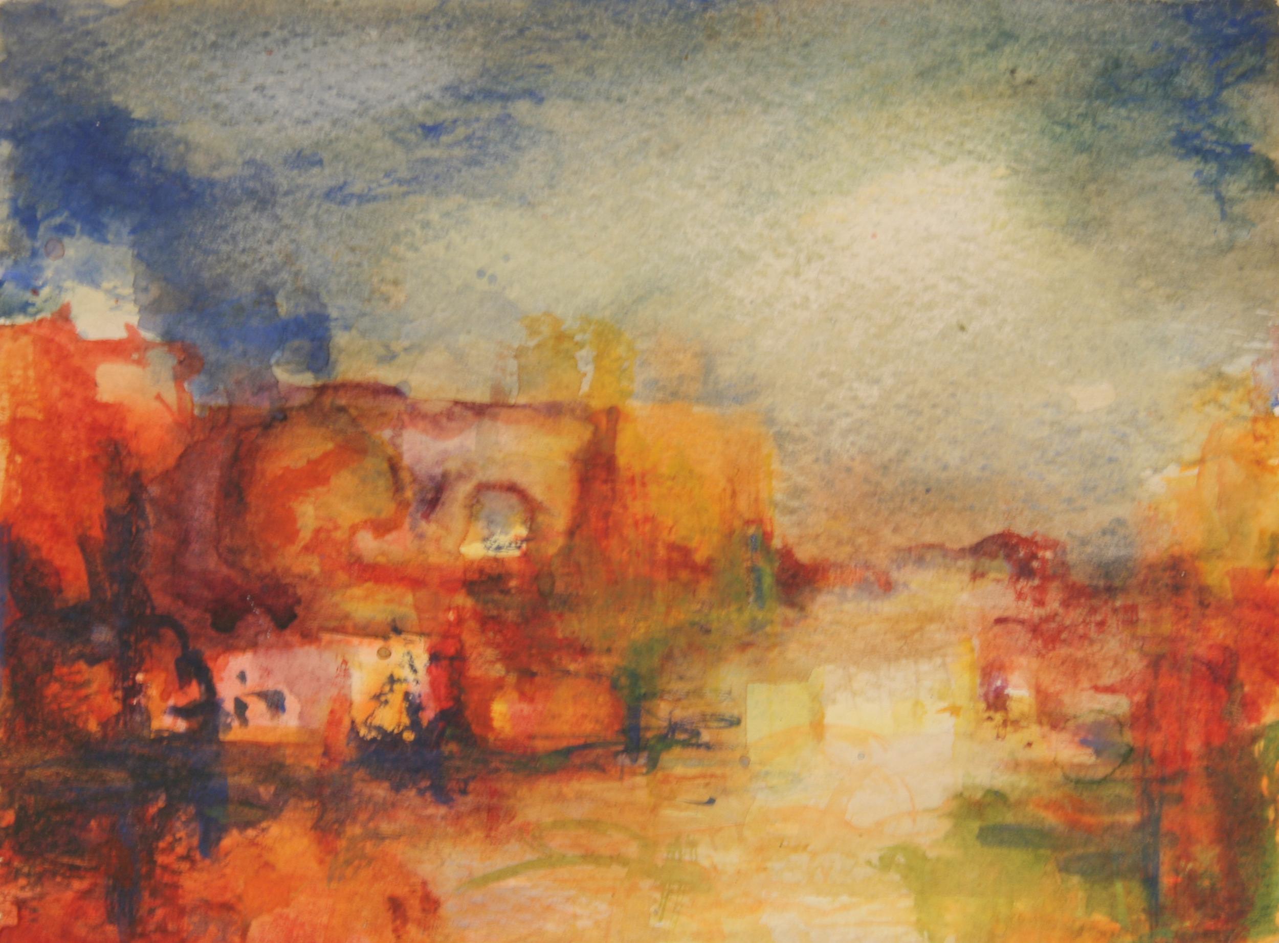 Untitled (After Turner)