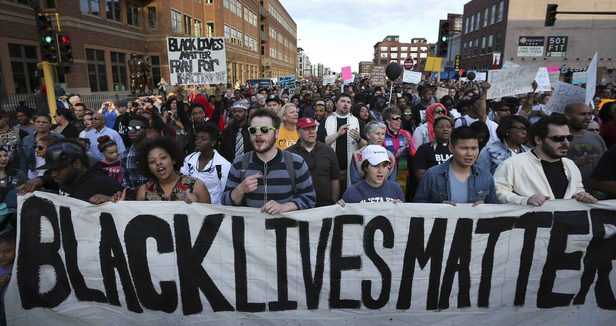Black Lives Matter protests have gripped the nation this summer