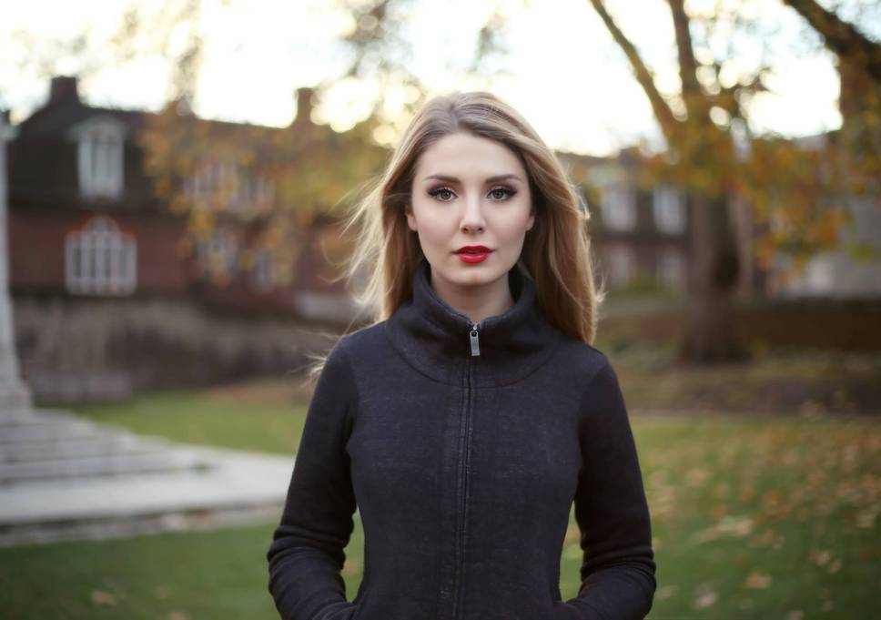 Lauren Southern is a right-wing Canadian journalist and activist.
