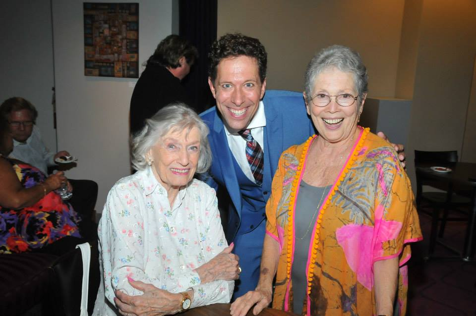 El Portal Theater DDAF opening benefit--with Miriam Nelson and Jackie Joseph.jpg