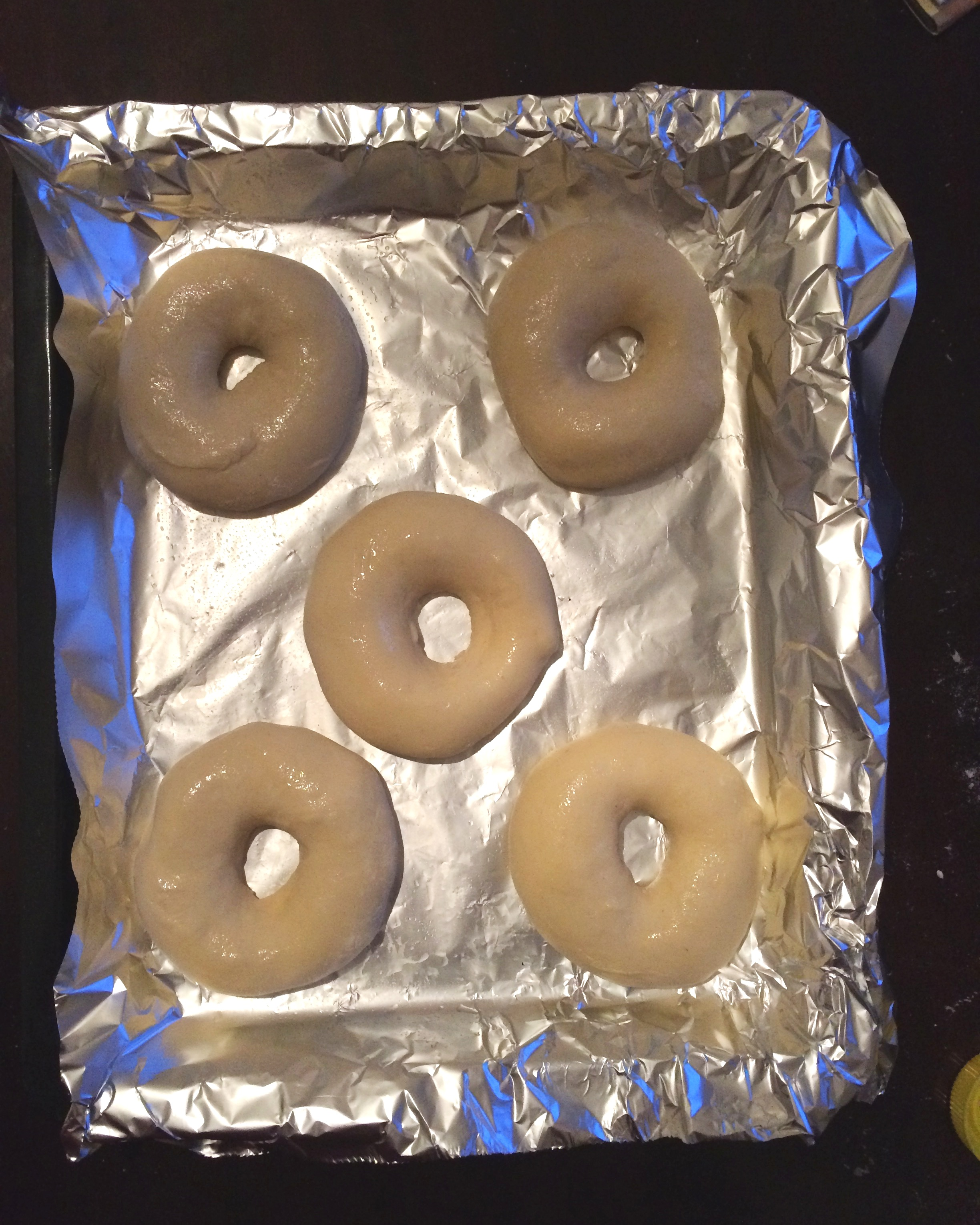 Shaped Bagels