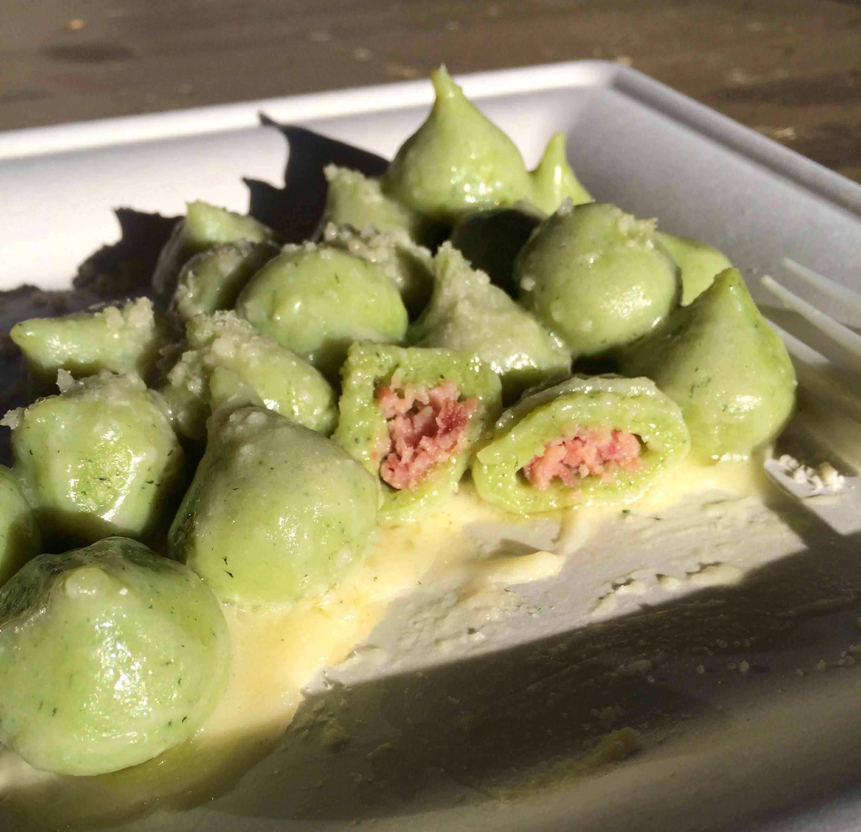 Stuffed Gnocchi
