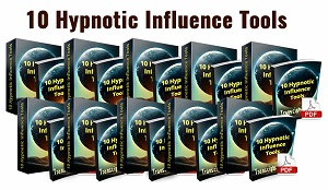"Purchase ""10 Hypnotic Influence Tools (and bonuses) now for $47"