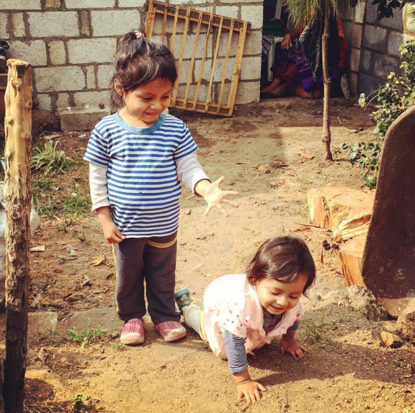 Felipe's daughters were amazing. We are currently  funding  him a permaculture course at  IMAP .