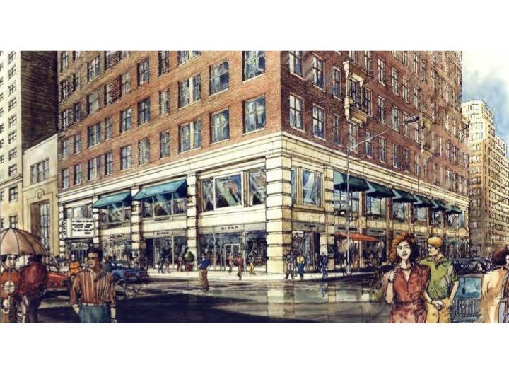 Park Avenue Court, by Hirschfeld Propertie  s