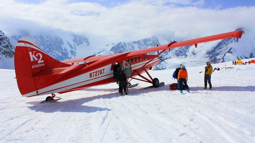 LIFE OR DEATH ON DENALI is a two hour special for <br>National Geographic Explorer that follows <br> rescue teams over a full season of climbing