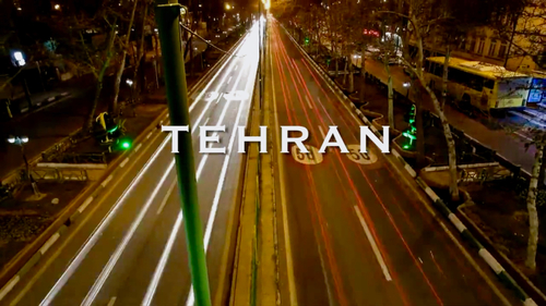 TEHRAN DC: AXIS OF DIALOGUE - Our new website will ask: <br>Can stories bridge gaps that stretch across decades?