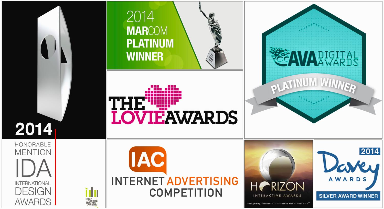 The CTT website has won multiple awards.