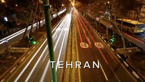 TEHRAN DC: Axis of Dialogue