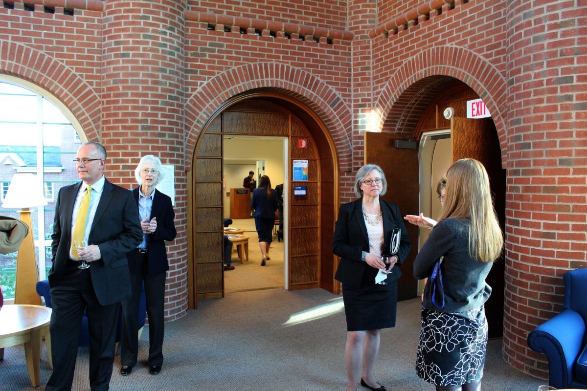 The event was open to students, faculty, staff, alumni and the local community.