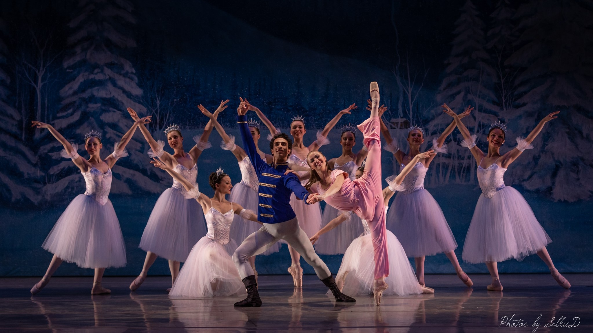 Michael Lowe's It's a Wonderful Nutcracker