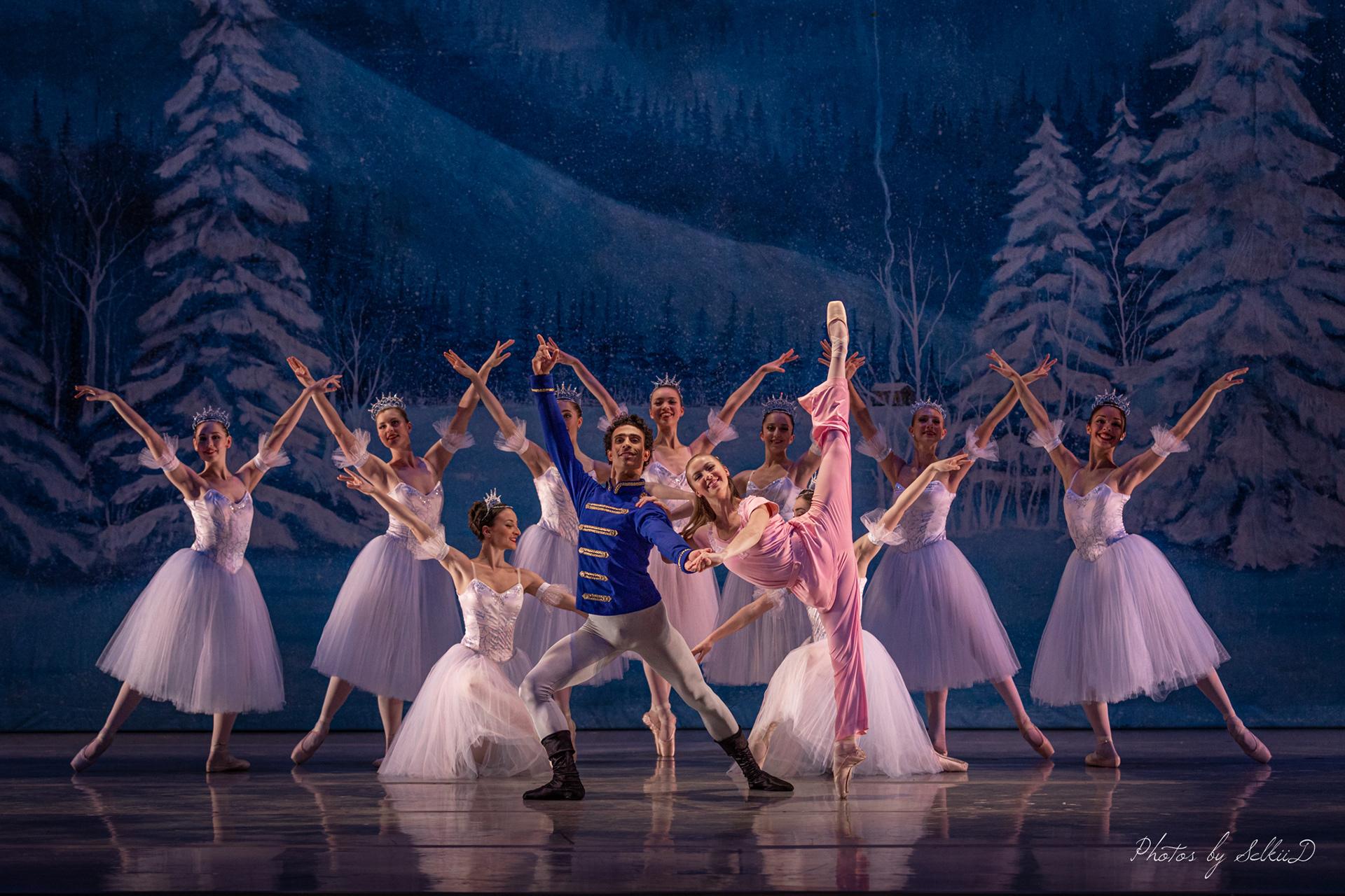 It S A Wonderful Nutcracker 2019 Full Length Production Menlowe Ballet