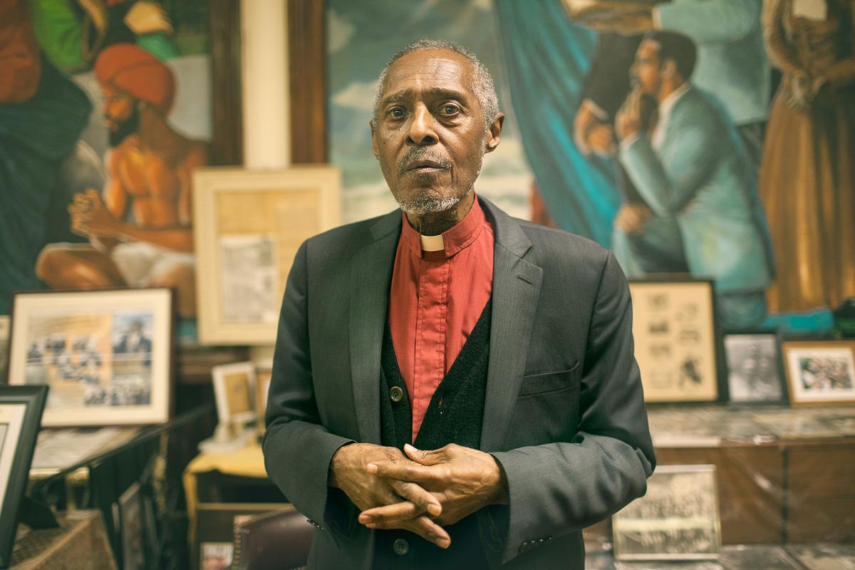 Portrait of a Pastor and Activist