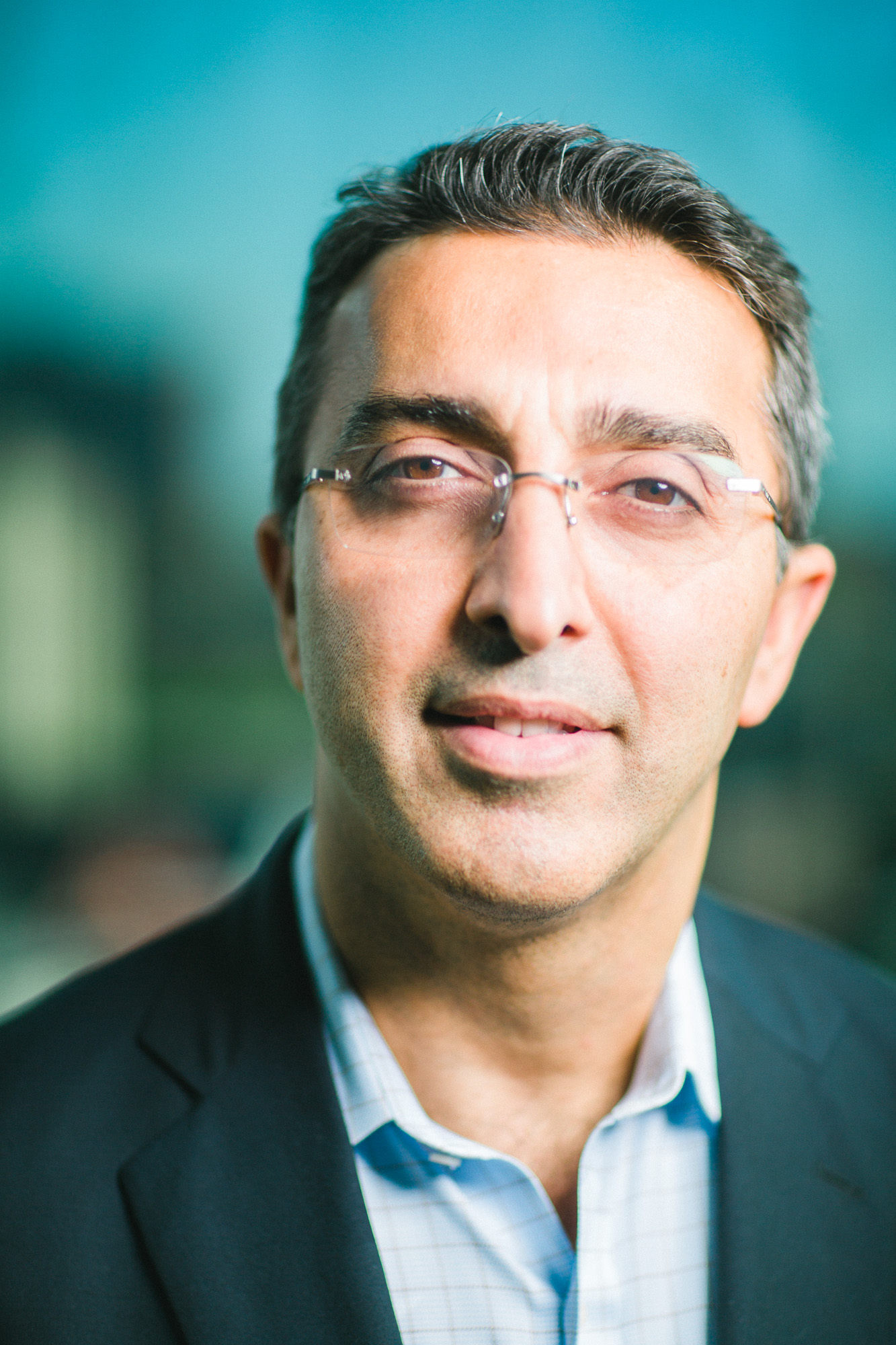Omid Farokhzad Scientist Headshot Brigham Womens Hospital