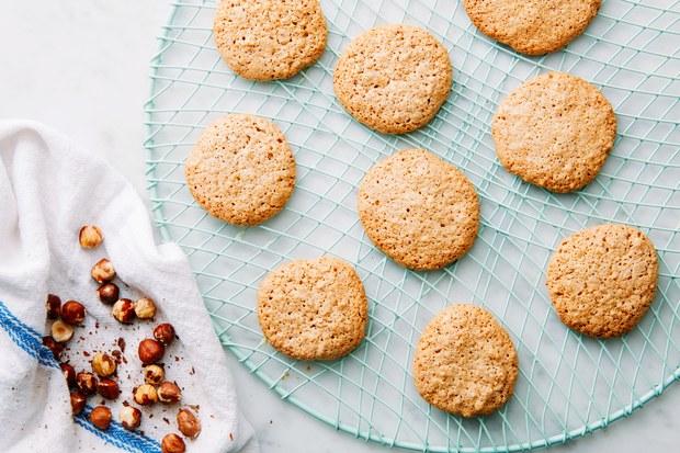 Hazelnut Cookies