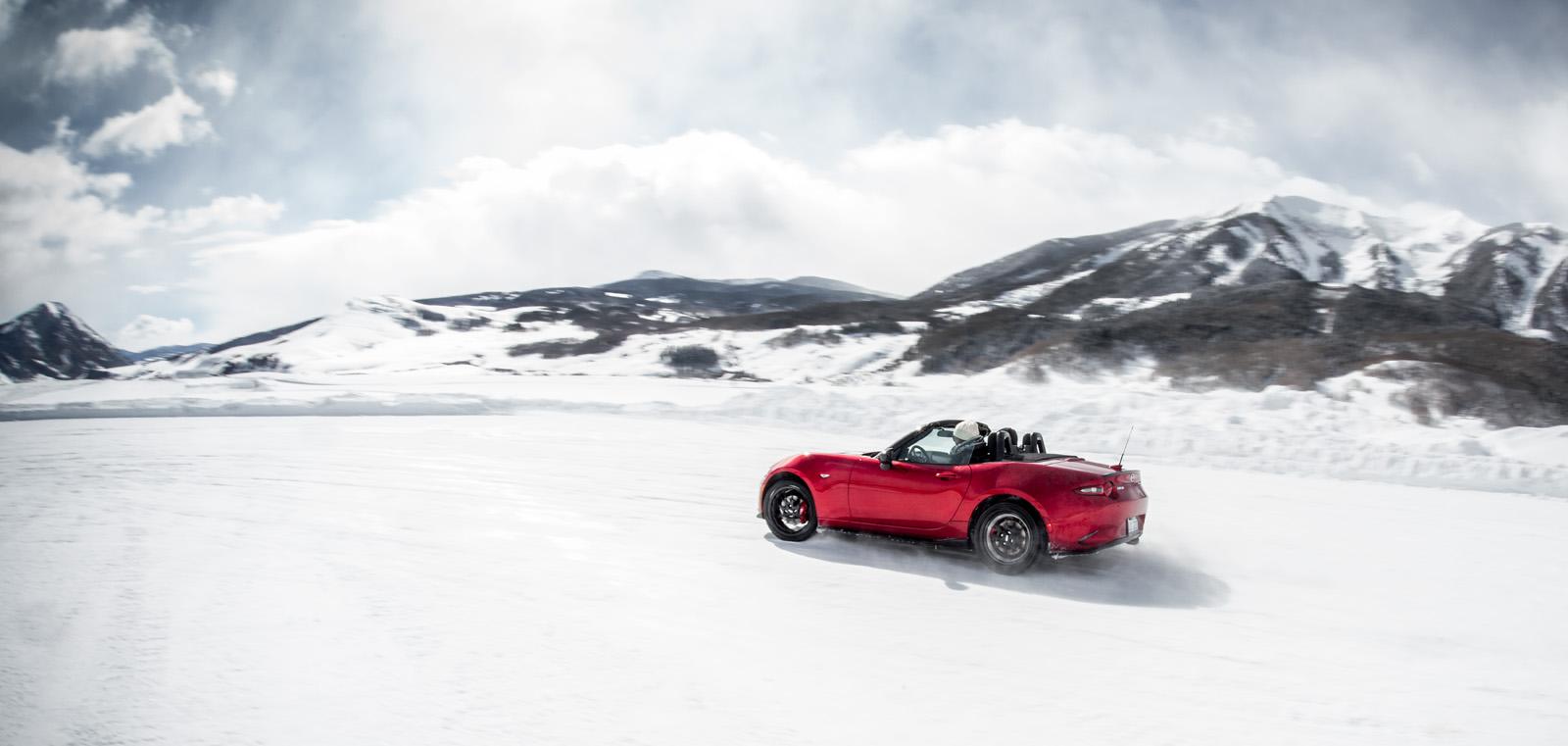Mazda Ice Academy