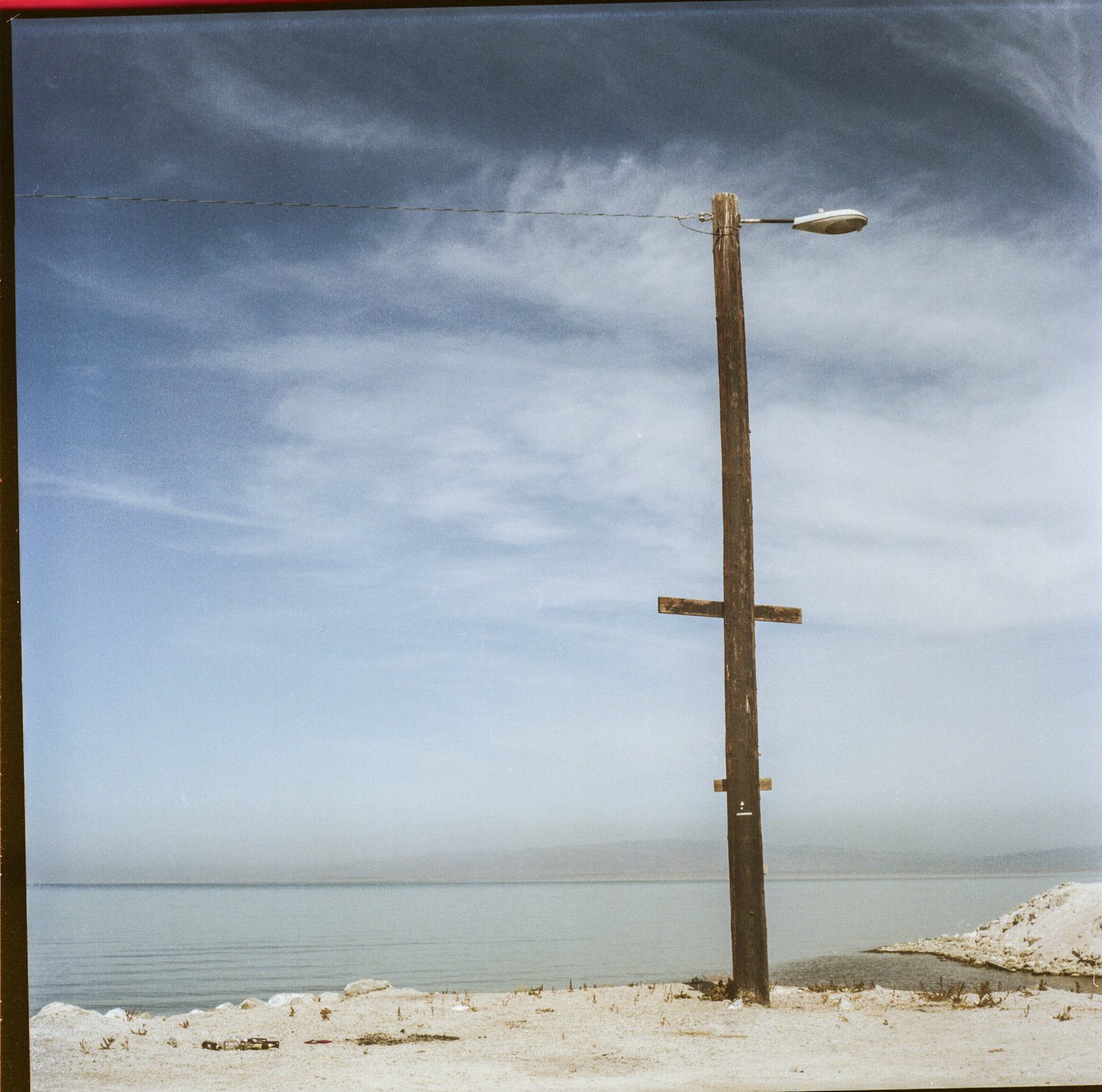 Salton Sea Pole