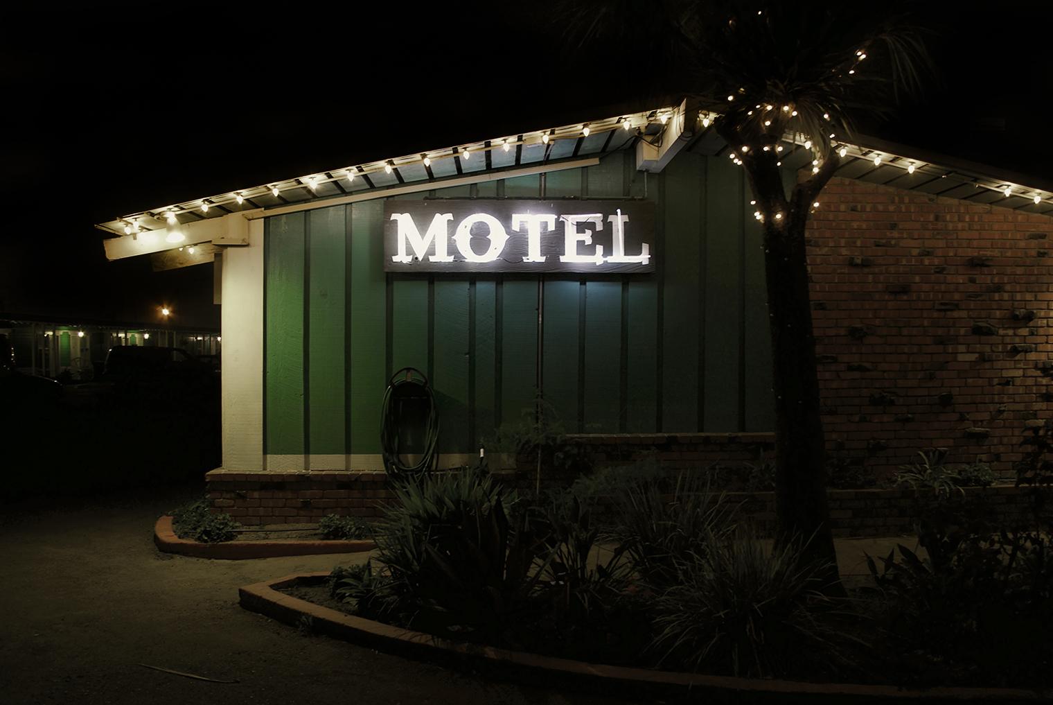 Motel #8 Ventura, CA