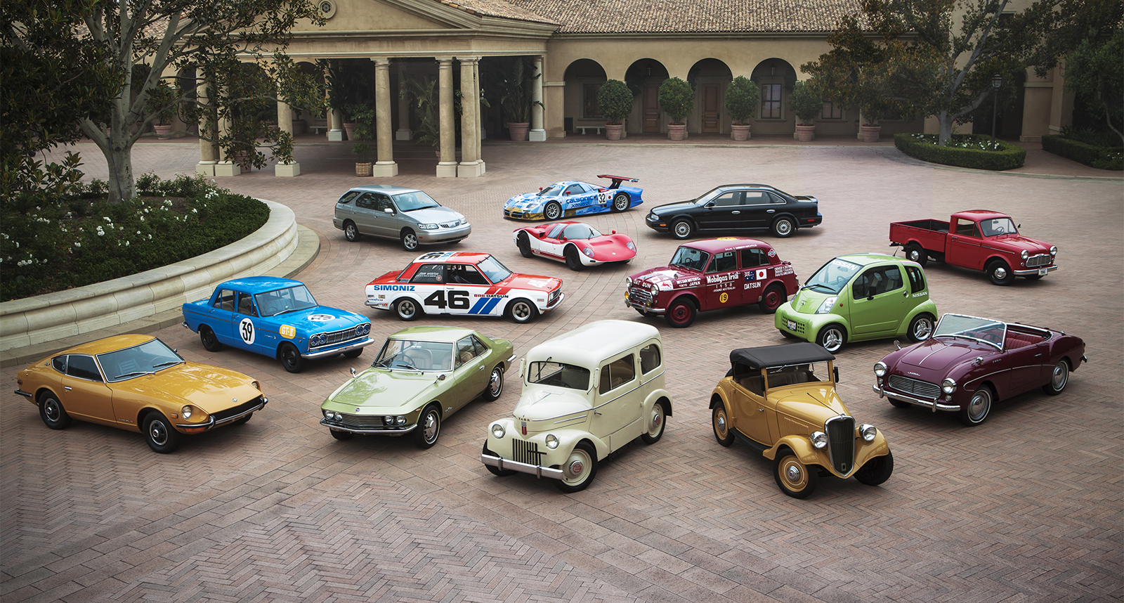The Heritage of Nissan