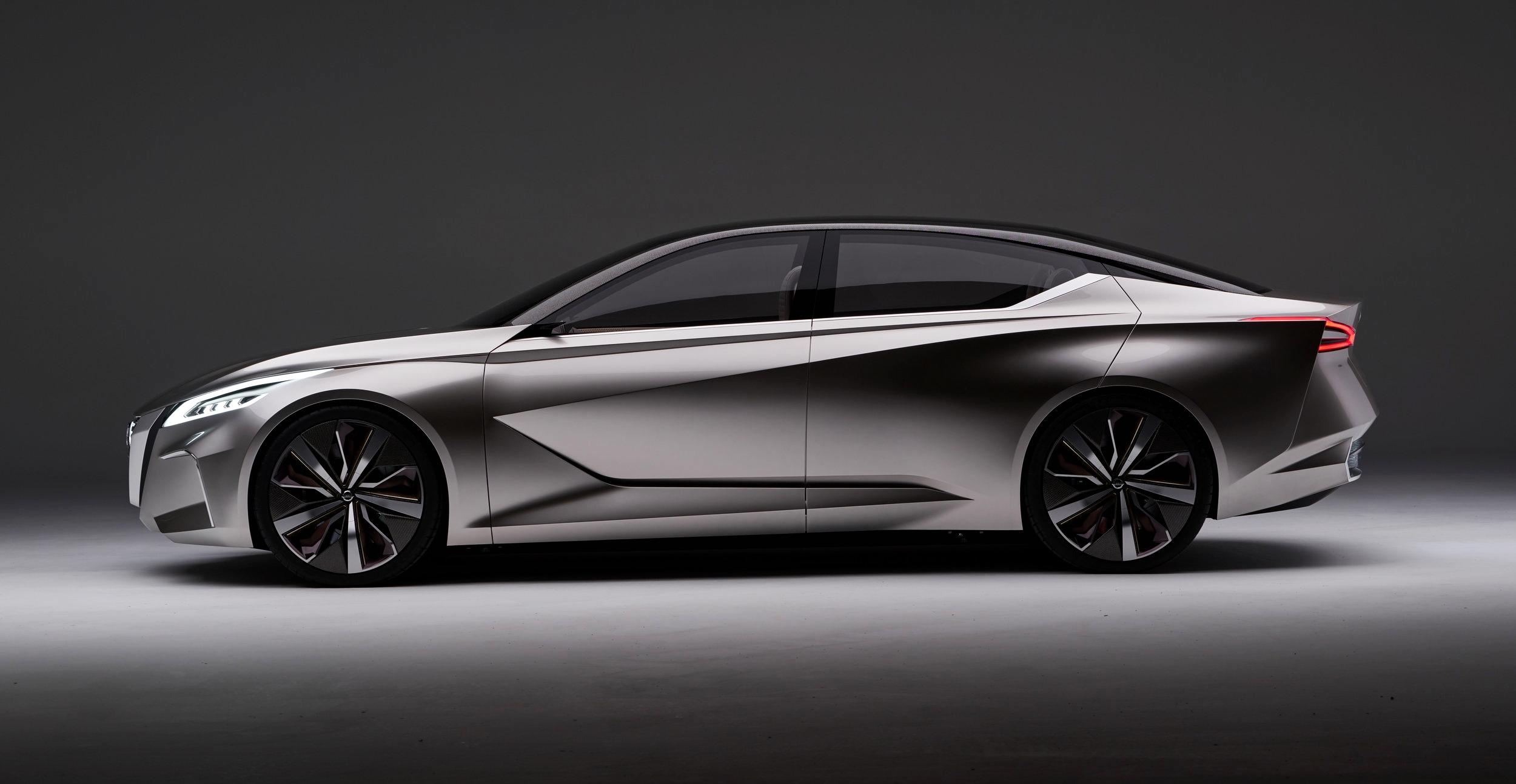 Nissan V-Motion concept