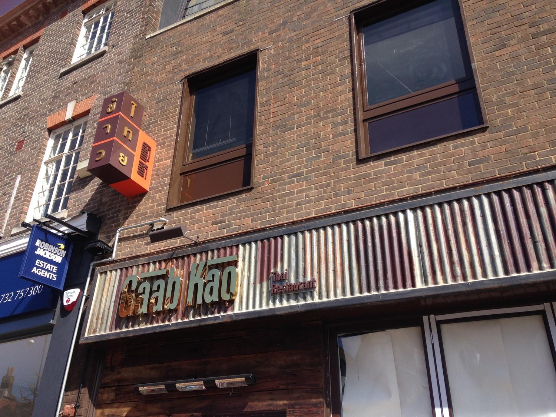 Gaab Kao - 117 High Street, Tonbridge