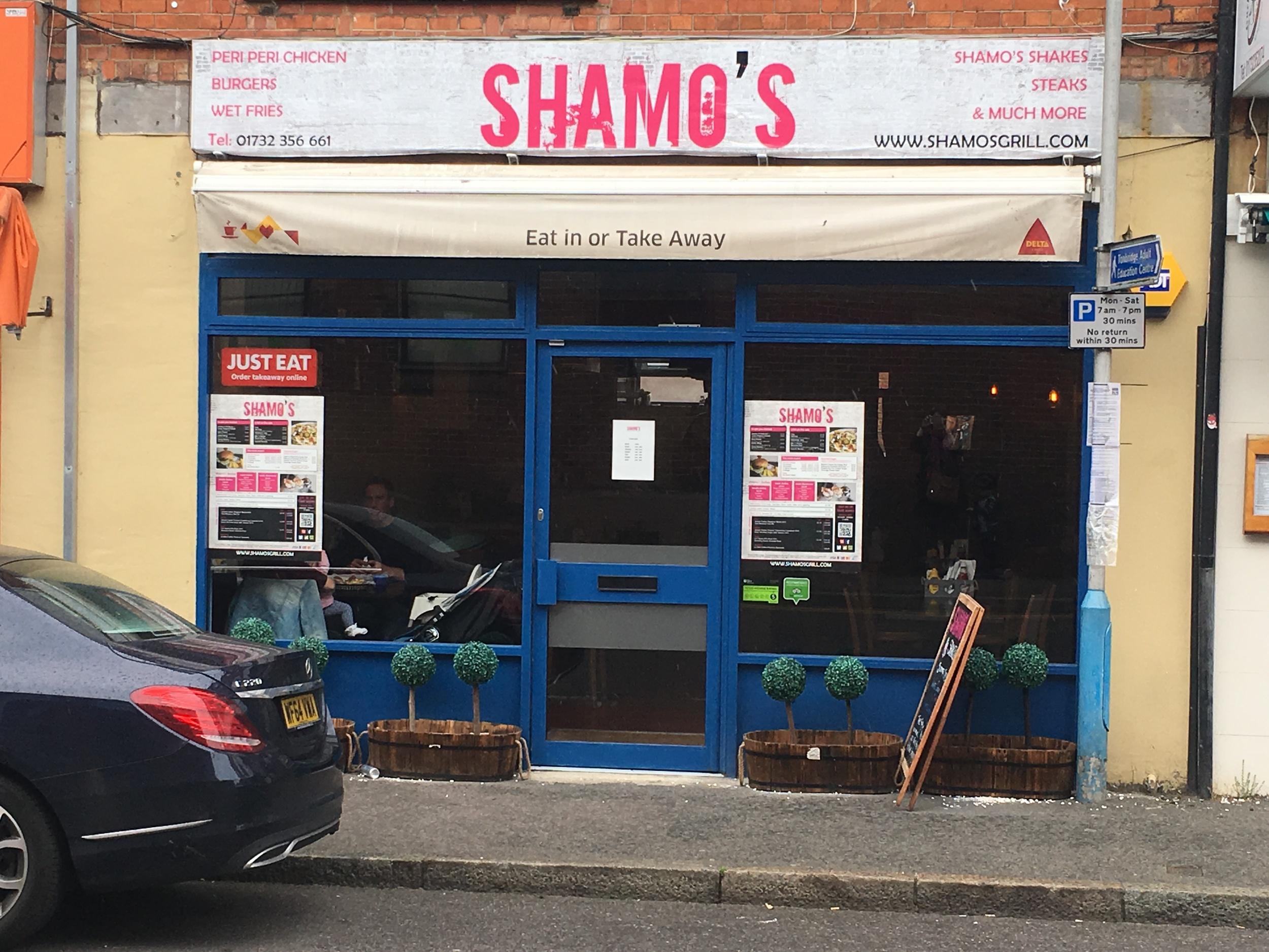 Shamo's on Avebury Avenue, South Tonbridge