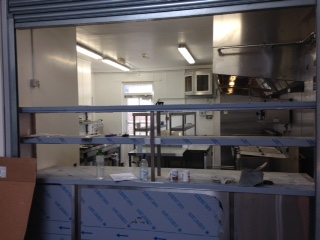 The Clock house theatre kitchen.JPG