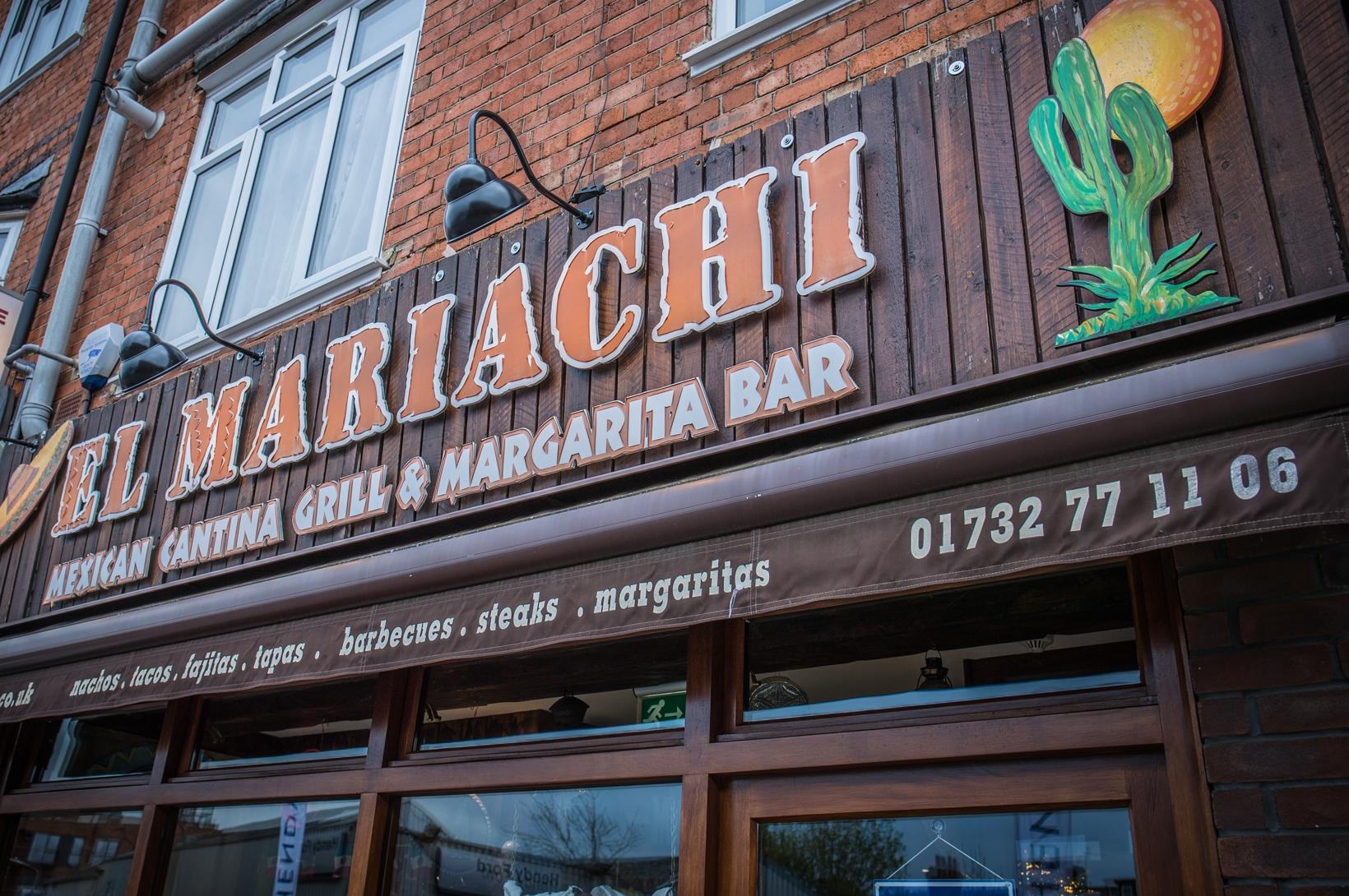 Photo courtesy of El Mariachi restaurant