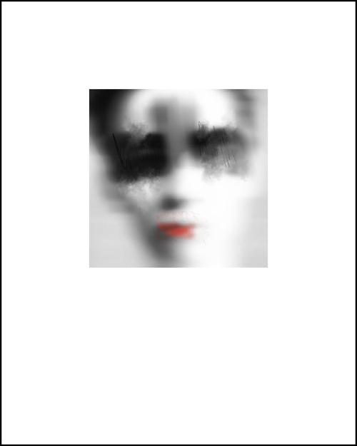 portrait 1 - print8 x 10image 4 x 4