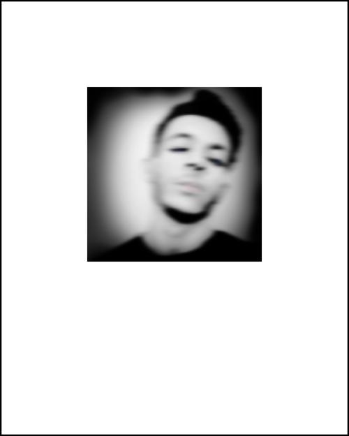 portrait 2 - print8 x 10image 4 x 4