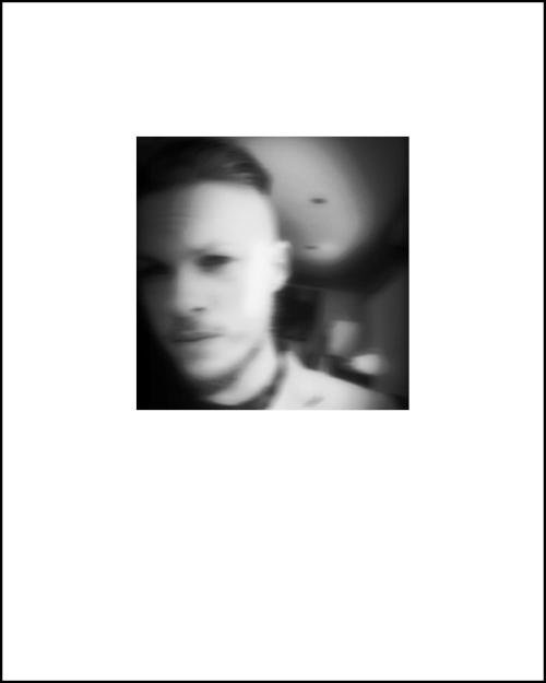 portrait 4 - print8 x 10image 4 x 4