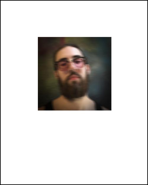 portrait 5 - print8 x10image 4 x 4