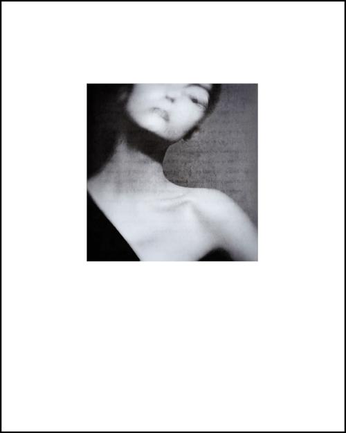 portrait 7 - print8 x10image 4 x 4