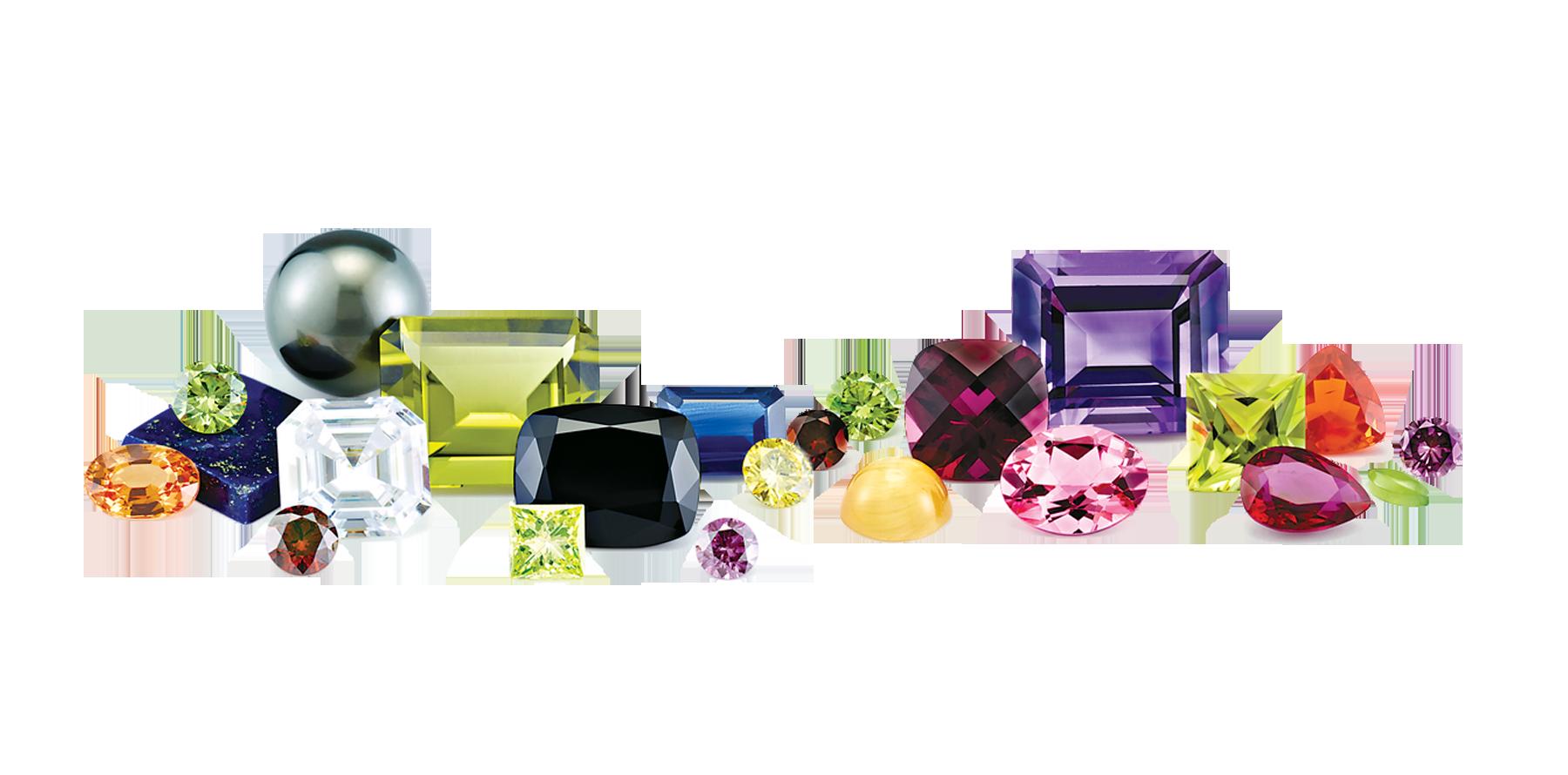 Gemstones -