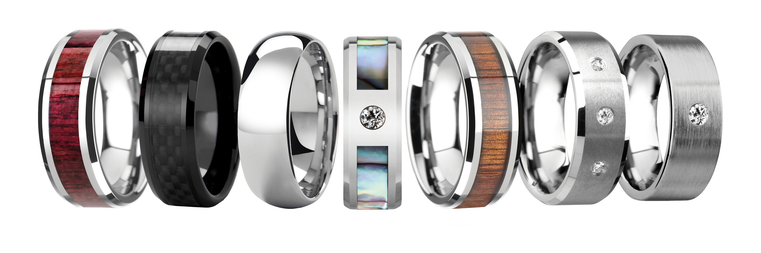 Thorsten - Tungsten Band Collection