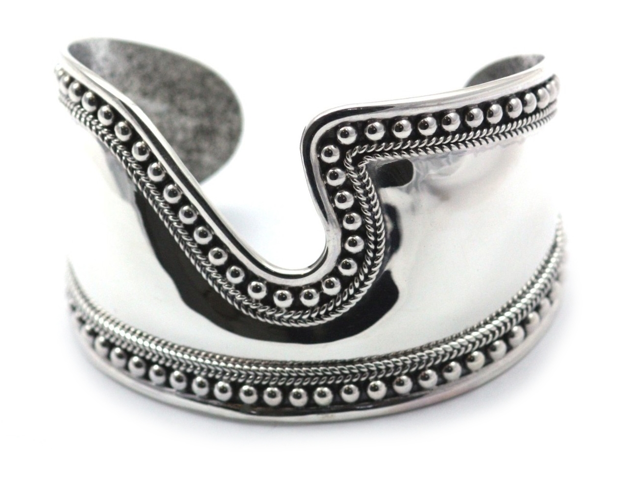Indiri Collection - Fair-Trade Sterling Silver Bali-Style Jewelry