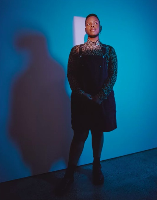 "VOGUE—""KEEP IT MOVIN"" - JULY 2019 II Micaiah Carter's boundless New York Pride portraits"