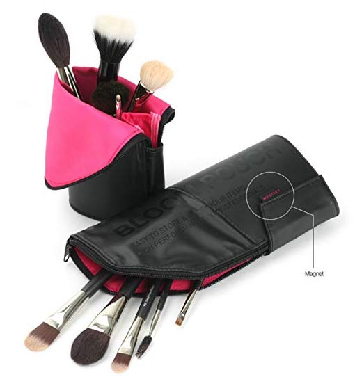 5. Bloom Pouch - This Bloom Pouch by MustaeV is great for storing and traveling with your makeup brushes! It has a zip up and magnetic closure, but will open up and fold over to stand on your desk or vanity when you need to do your makeup. I use them for my personal and professional kit and love the quick accessibility for setting up or throwing it my suitcase when I decide to pack at the last minute (which is almost always). I use the large size pouches (shown here) and it can hold all my fluffy powder and blush brushes. I also use a separate pouch for my detail and eyeshadow brushes. You can even throw in your eyeliners, lip pencils and small tools like tweezers or scissors. This is a great gift for the makeup enthusiast in your life!$35.00 each (does not include brushes)