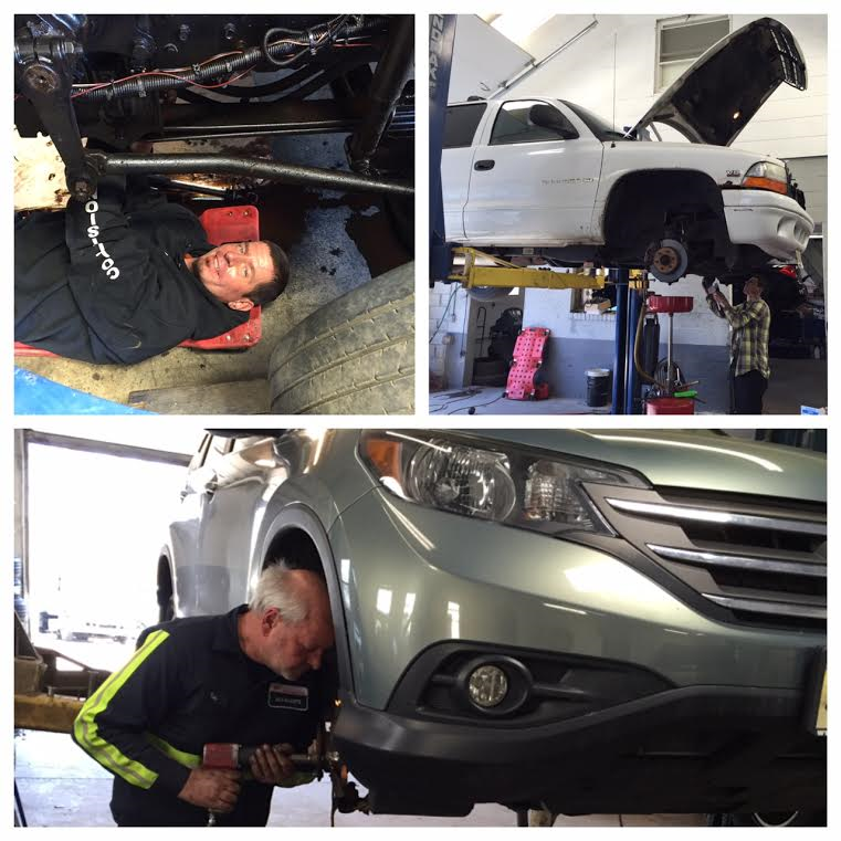 Our ASE Certified Mechanics look forward to providing you, and your vehicle, with our excellent service.