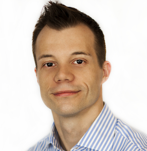Jakub Gorski # Managing Partner & Co-Founder
