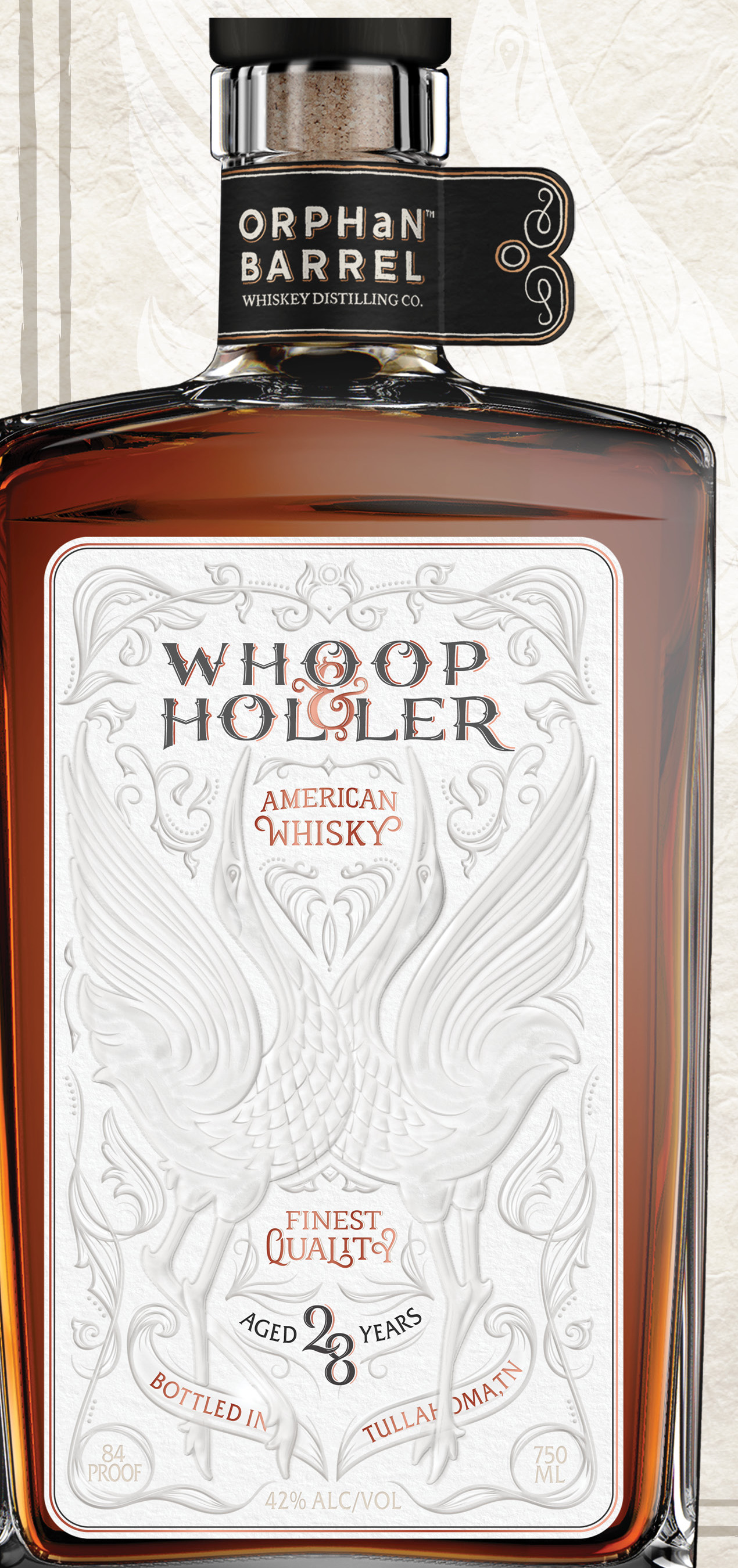Image courtesy of Taylor Strategy, for Orphan Barrel Distilling Co.