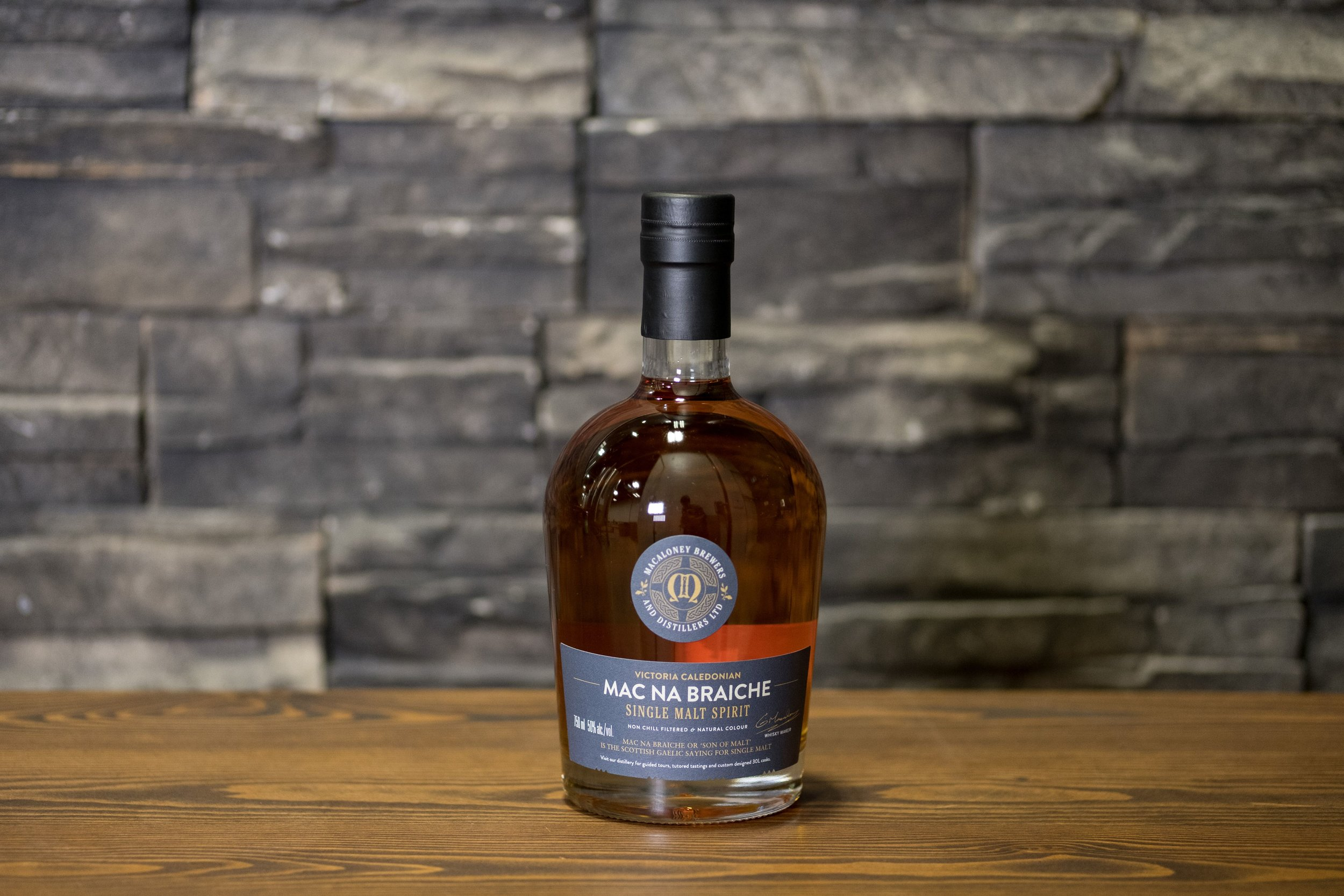 Image courtesy of  Victoria Caledonian Distillery .