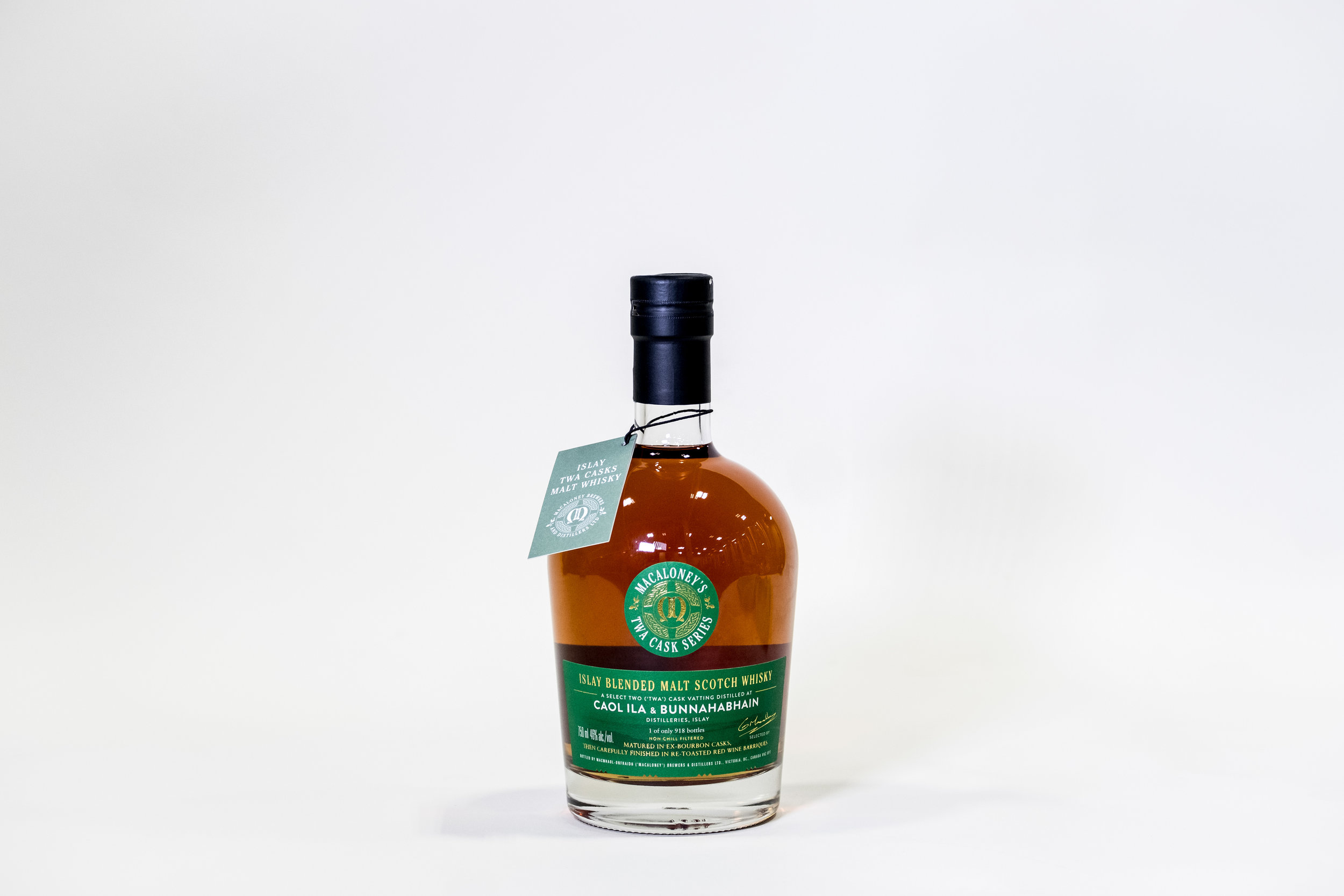 Image courtesy of Victoria Caledonian Distillers.