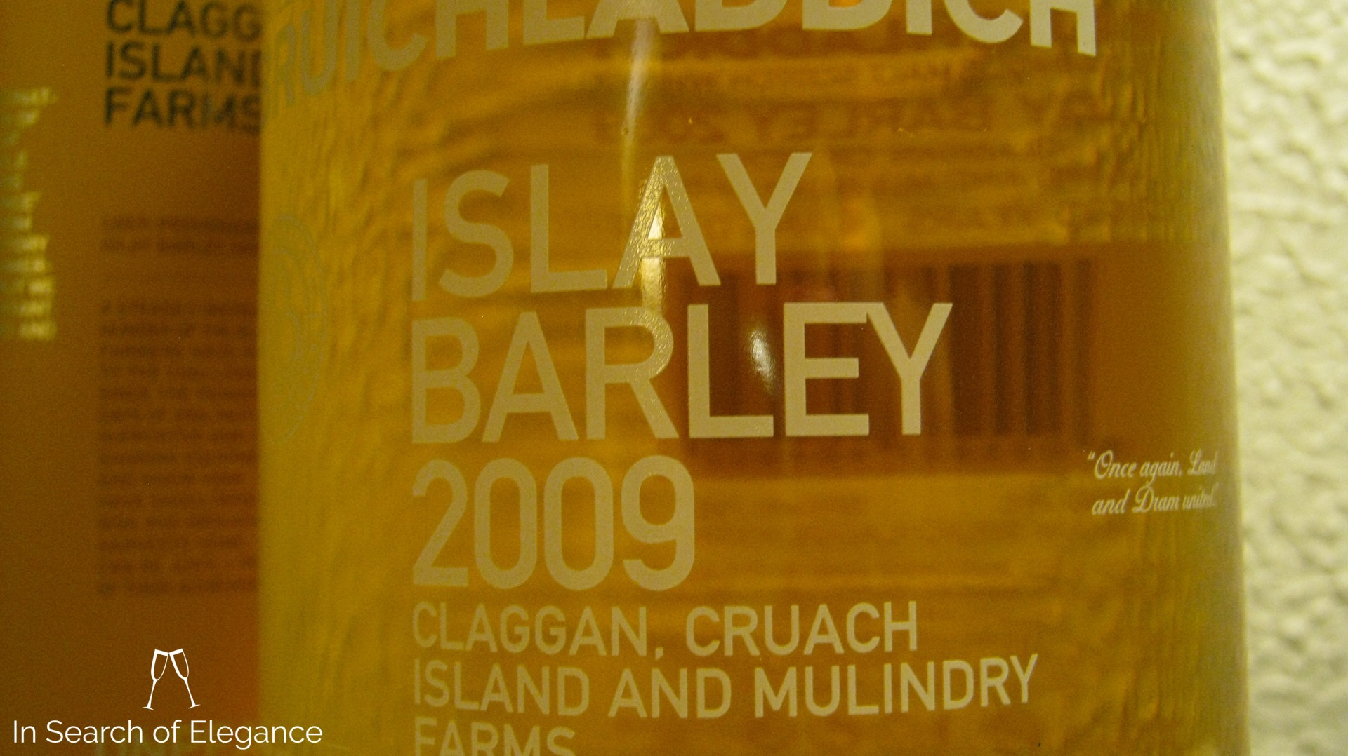 Bruichladdich Islay Barley.jpg